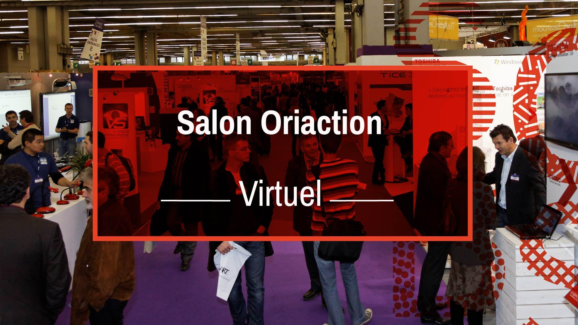 salon Oriaction-Virtuel