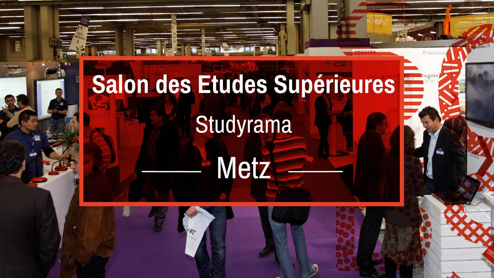 Salon-Studyrama-Metz